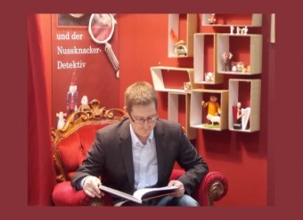 FLADE Kathrinchen Zimtstern Autor Bastian Backstein