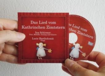 FLADE Kathrinchen Zimtstern CD