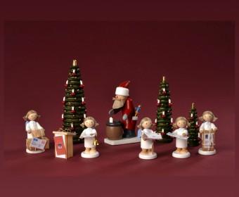 FLADE-Engel Himmlische Weihnachtspost