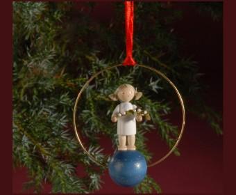 FLADE-Engel Weihnachtsschmuck