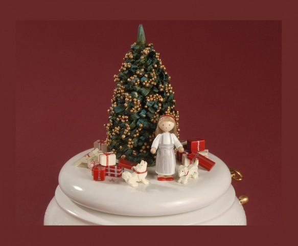 FLADE-Spieldose Der Weihnachtsabend