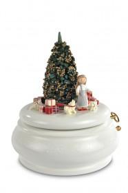 FLADE-Spieldose Der Weihnachtsabend1