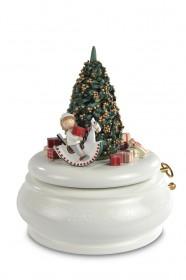 FLADE-Spieldose Der Weihnachtsabend2