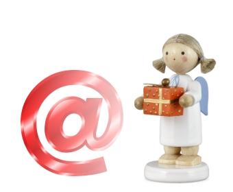 FLADE - per Mail